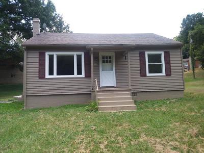Single Family Home For Sale: 341 Slab Run