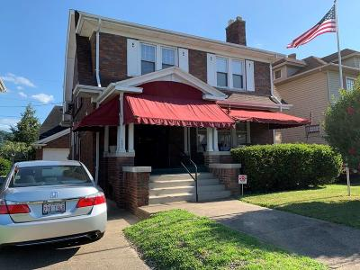 Portsmouth Single Family Home For Sale: 1624 4th Street