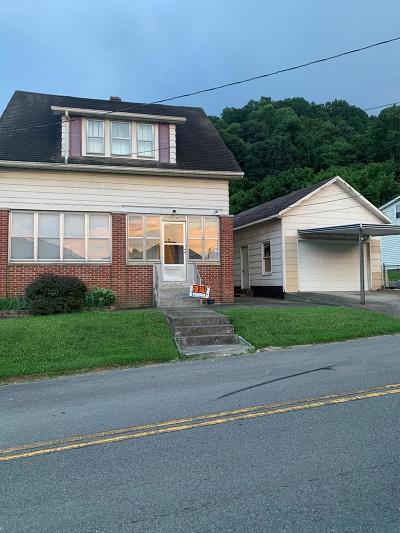 Portsmouth Single Family Home For Sale: 4114 Monroe Street
