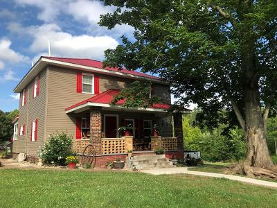 Lawrence County Single Family Home For Sale: 40 Pvt Dr 2923