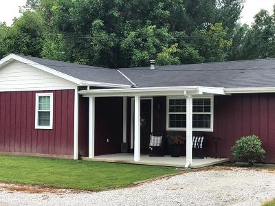 Wheelersburg Single Family Home For Sale: 121 High Street