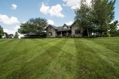 Portsmouth Single Family Home For Sale: 4826 Swauger Valley Rd.