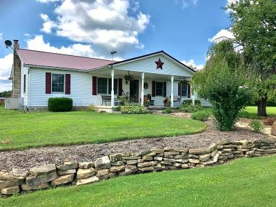 Lucasville OH Single Family Home For Sale: $284,900