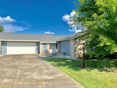 Wheelersburg Single Family Home For Sale: 2229 Woodcrest Drive