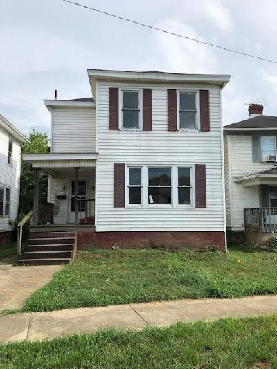Portsmouth Single Family Home For Sale: 1708 Jackson