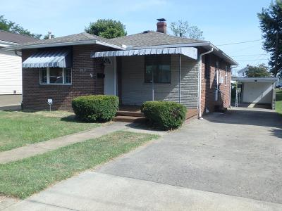 Portsmouth Single Family Home For Sale: 917 29th Street