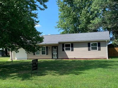 Wheelersburg Single Family Home For Sale: 1049 Seminole Ave