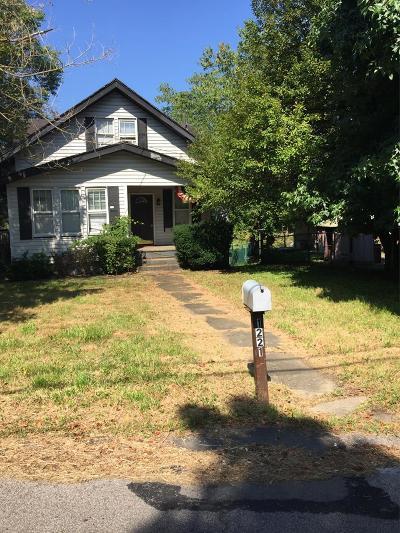 Wheelersburg Single Family Home For Sale: 1221 Gleim Road