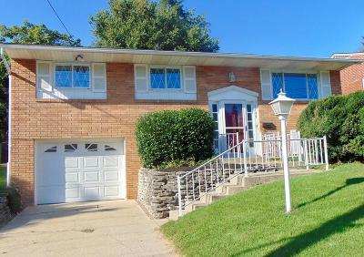 Portsmouth Single Family Home For Sale: 1129 Coles Blvd.