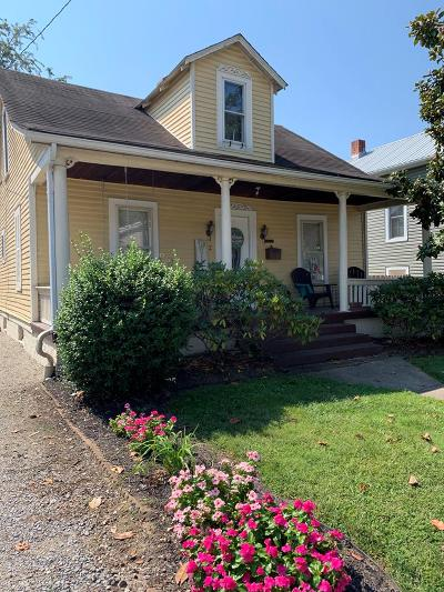Portsmouth Single Family Home For Sale: 1242 Coles