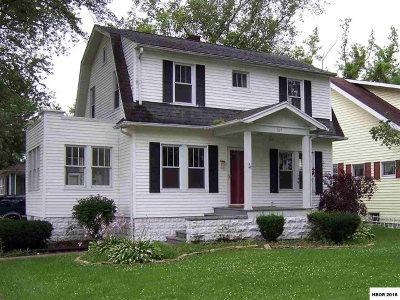 Findlay OH Single Family Home For Sale: $85,500