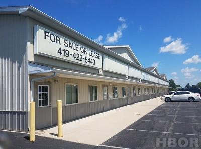 Findlay OH Commercial For Sale: $72,900