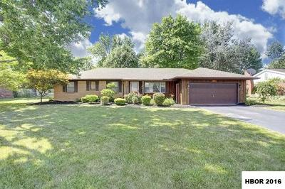 Single Family Home Sold Co-Op: 1819 Queenswood Dr