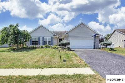 Single Family Home Sold Co-Op: 1437 Timberwood Dr