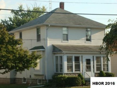 Fostoria OH Single Family Home For Sale: $47,000