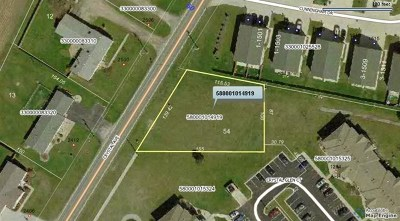 Findlay OH Residential Lots & Land For Sale: $49,900