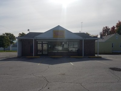 Fostoria OH Commercial Lease For Lease: $12