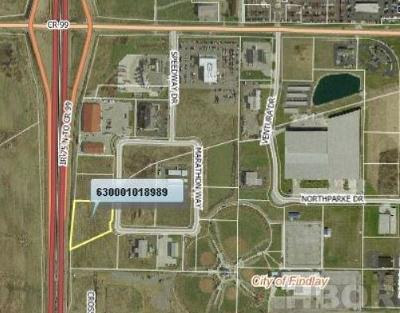 Findlay OH Residential Lots & Land For Sale: $325,000