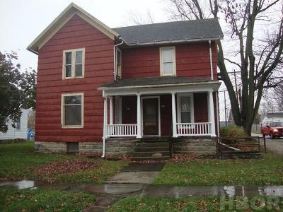 Fostoria OH Multi Family Home For Sale: $44,500