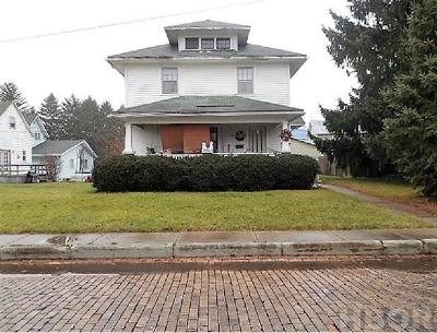 Findlay OH Multi Family Home For Sale: $91,900