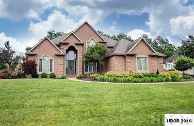 Single Family Home For Sale: 605 Deer Valley Ln