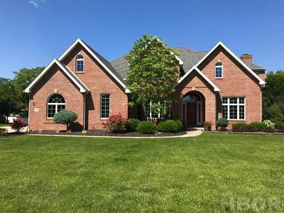 Findlay OH Single Family Home For Sale: $429,900