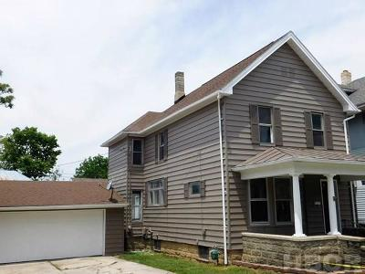 Tiffin Single Family Home For Sale: 7 Clinton Ave