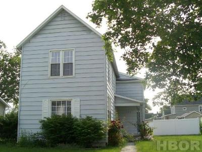 Tiffin Single Family Home For Sale: 123 Ann St