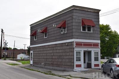 Fostoria Multi Family Home For Sale: 251 Sandusky
