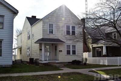 Fostoria Multi Family Home For Sale: 518 N. Union Street