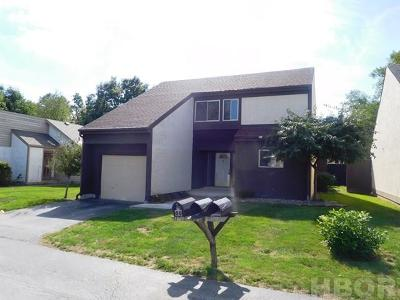 Findlay OH Condo/Townhouse For Sale: $84,490