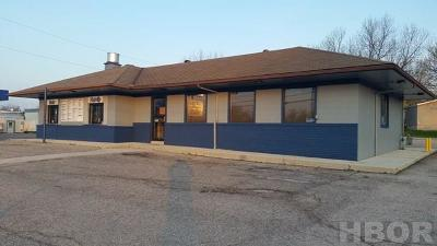Tiffin OH Commercial For Sale: $299,000