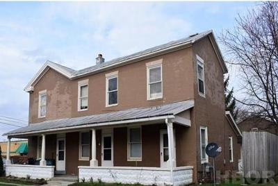 Tiffin Multi Family Home For Sale: 25 St Clair
