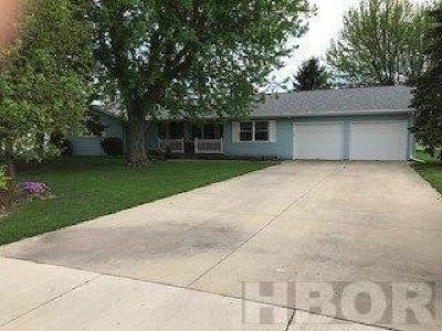 Ada Single Family Home For Sale: 619 W Lima