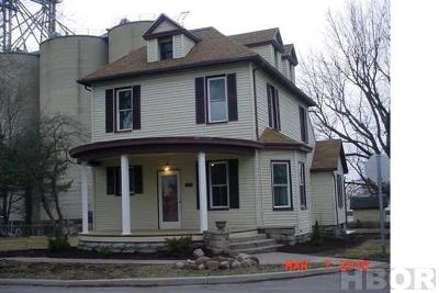 McComb OH Single Family Home For Sale: $114,900