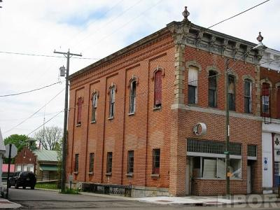 Nevada OH Commercial For Sale: $45,000