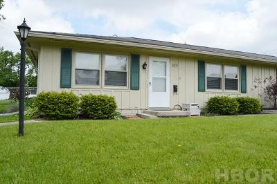 Findlay OH Condo/Townhouse For Sale: $79,900