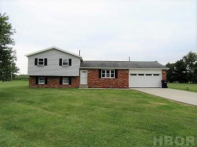 Fostoria OH Single Family Home For Sale: $157,900