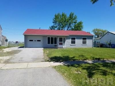 Findlay OH Single Family Home For Sale: $49,000
