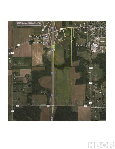 Van Buren OH Residential Lots & Land For Sale: $1,620,000