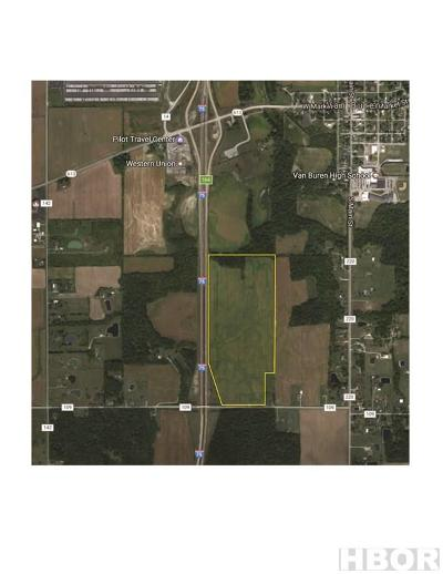 Van Buren OH Residential Lots & Land For Sale: $1,365,000