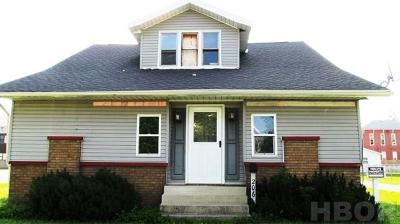 Single Family Home For Sale: 206 N 3rd St