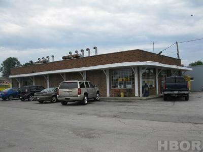 Findlay OH Commercial For Sale: $375,000