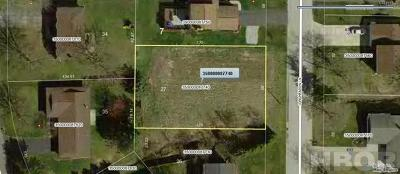 Findlay OH Residential Lots & Land For Sale: $29,975