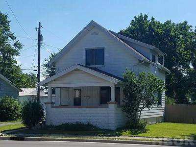 Findlay OH Single Family Home For Sale: $79,500