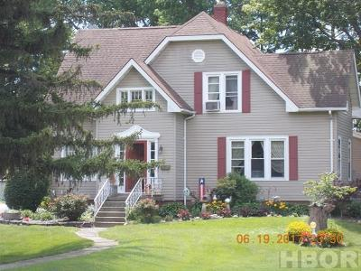 Tiffin OH Single Family Home For Sale: $129,900