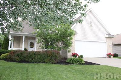 Findlay OH Single Family Home For Sale: $269,900