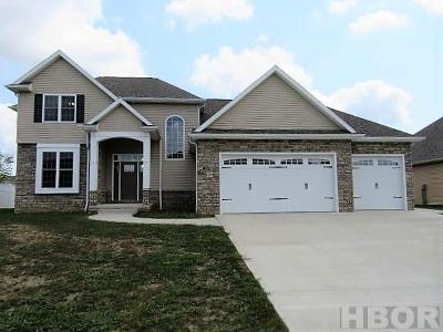 Findlay OH Single Family Home For Sale: $415,900