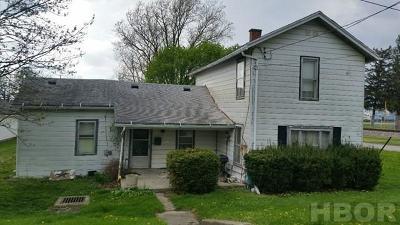 Single Family Home For Sale: 603 W Hicks
