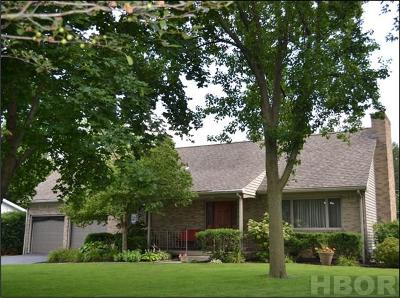 Findlay OH Single Family Home For Sale: $193,900